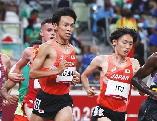 10000m相澤晃が17位、伊藤達彦は22位 世界との差を痛感する結果に