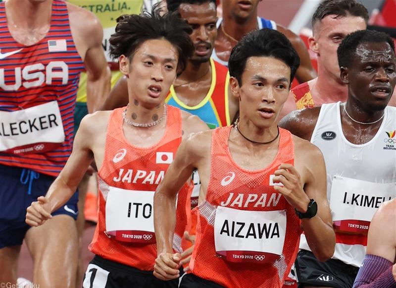 日本記録保持者・相澤晃の初五輪10000m入賞まであと26秒「世界との差大きい」