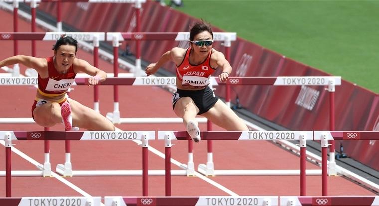 100mH木村文子 集大成の東京五輪は予選敗退「五輪に成長させてもらった」