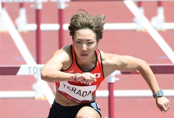 寺田明日香100mHで21年ぶり準決勝進出! 「準決勝でギアを上げて」ファイナル目指す