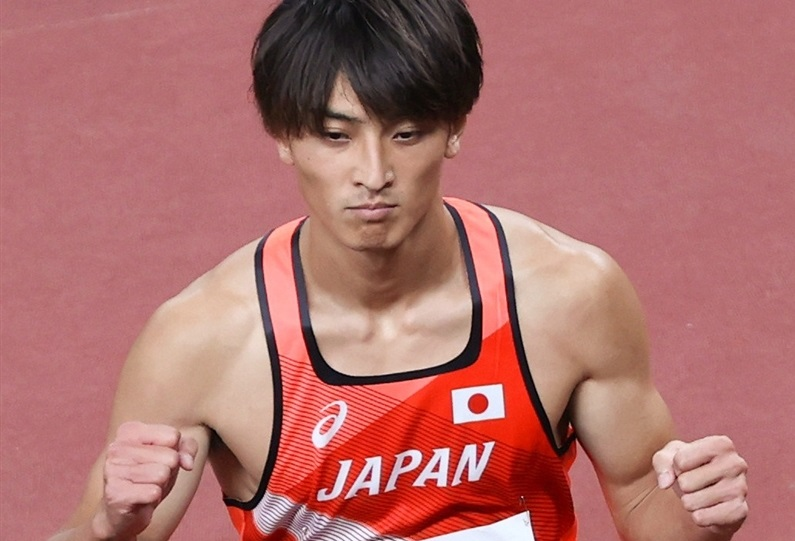 走幅跳・橋岡優輝 圧巻の予選一発通過!37年ぶり決勝「メダル獲得目指す」