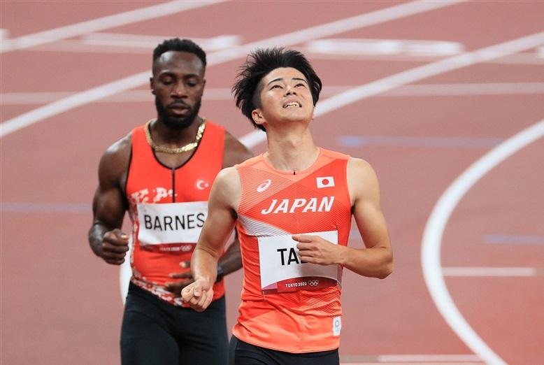 男子100m多田修平予選敗退「自分の走りがまったくできなかった」