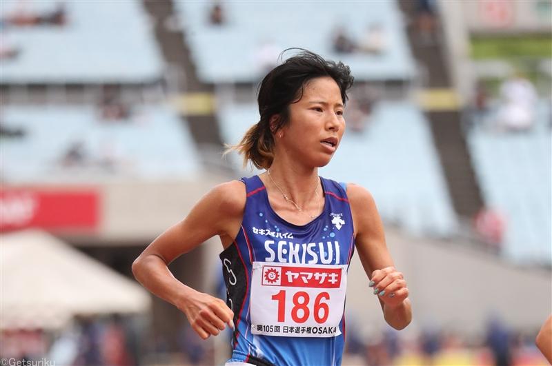 東京五輪10000m代表・新谷が1時間で計3レースに出場「非常にきつかった」/ホクレン千歳大会