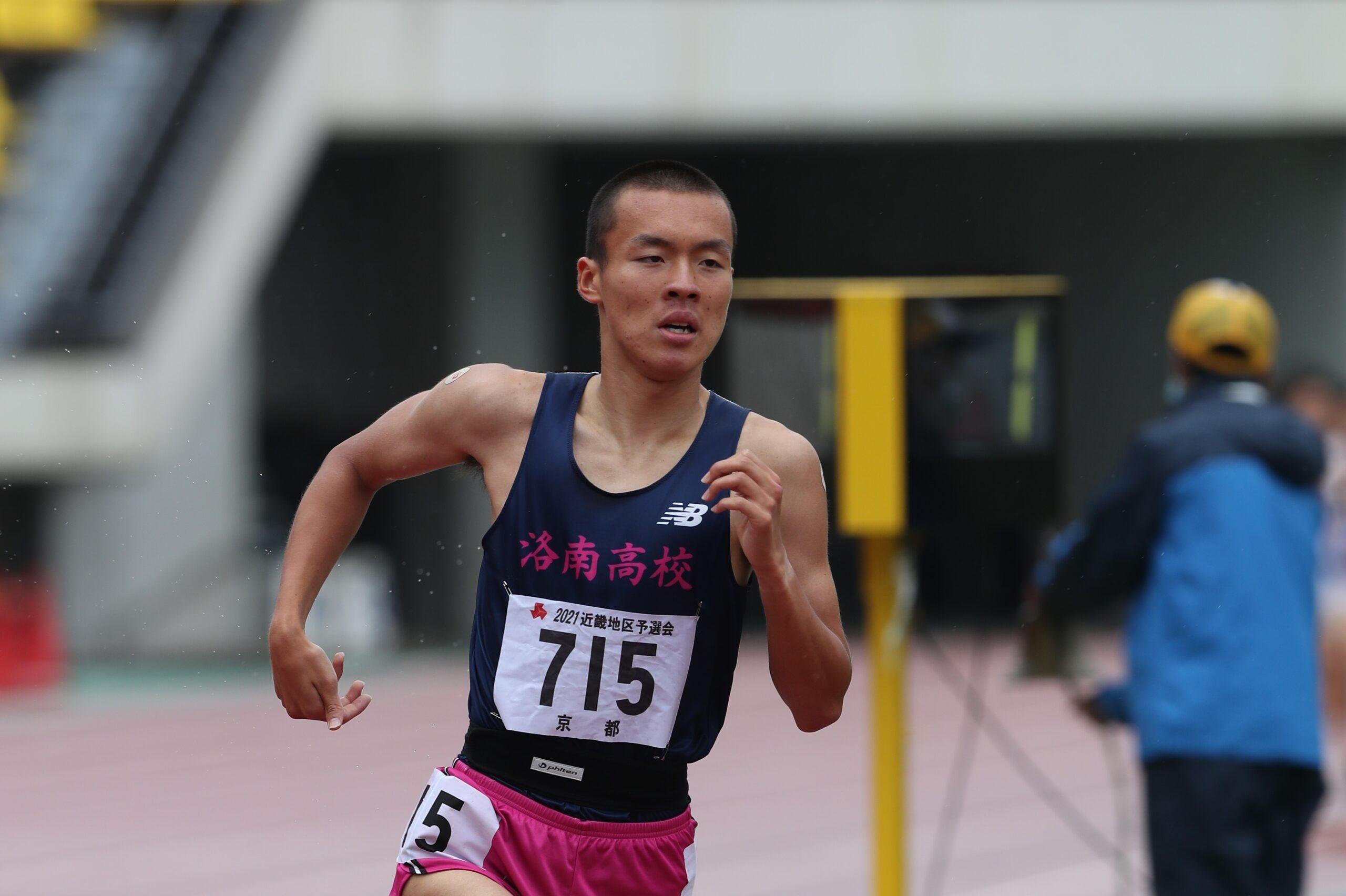 洛南高・佐藤圭汰が男子1500mで22年ぶり特大高校新の3分37秒18!!!/ホクレン千歳大会