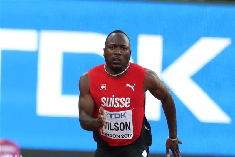 非公認ながら100mの欧州記録を上回ったウィルソンがドーピング違反確定で東京五輪出場取り消し