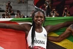 ジョヤが110mHで12秒72のU20世界新!女子200mは東京五輪銀のムボマが快勝/U20世界選手権