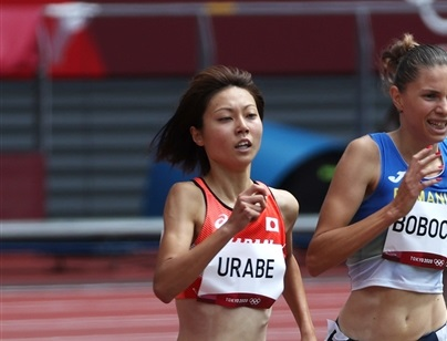 女子1500m日本人初出場!卜部蘭は自己ベスト更新も予選敗退「素直に悔しい」