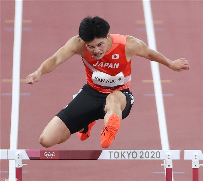 早大・山内大夢 400mH初出場で準決勝「夢の舞台で貴重な経験できた」