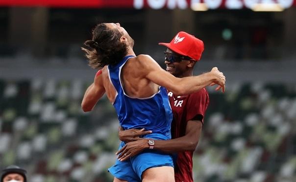 走高跳バルシム&タンベリがW金メダル!バルシム3度目五輪で悲願のV