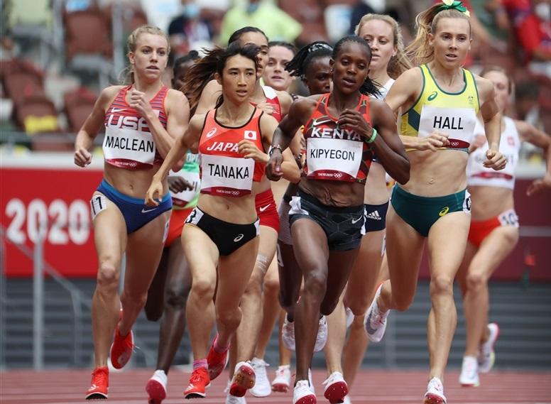 田中希実が1500mで予選突破の快挙!4分02秒33の3度目日本新「目標通りのタイム」