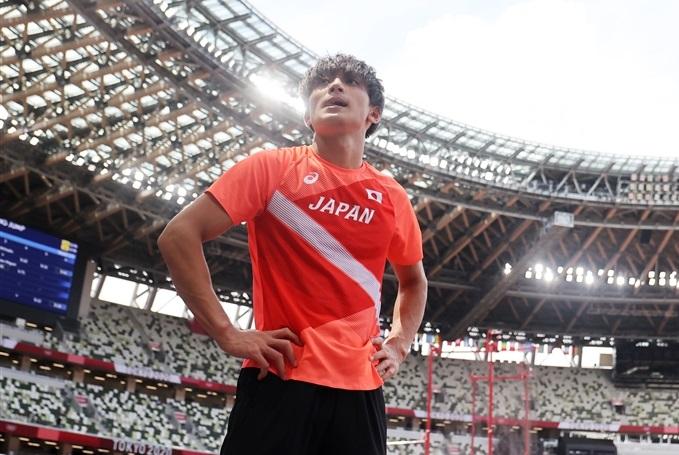 橋岡優輝、走幅跳五輪37年ぶり入賞も悔しさにじむ「何も考えられなかった」世界拠点にリベンジ誓う