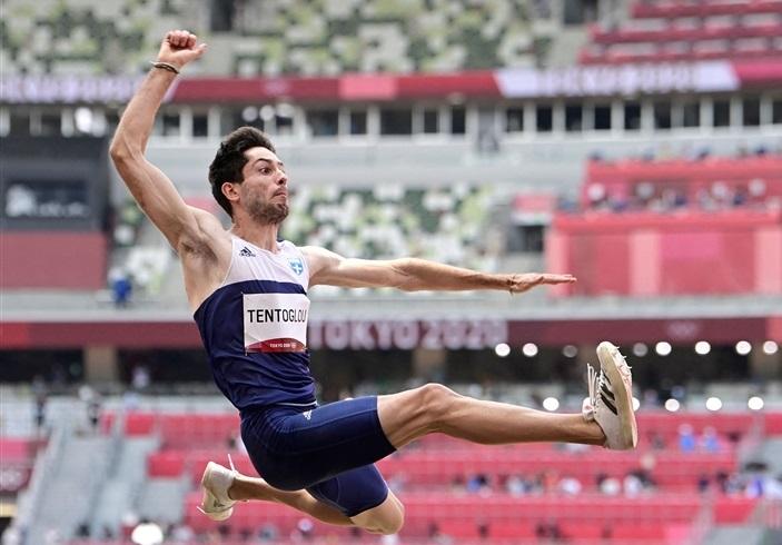 走幅跳は大逆転でテントグルーがギリシャ初金メダル!キューバ勢が2、3位
