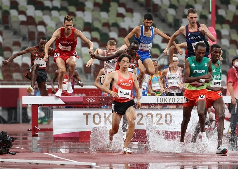 19歳・三浦龍司が3000m障害日本人初入賞の大快挙!「悔しいが目標は達成できた」