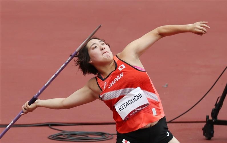 北口榛花、やり投で57年ぶり決勝!女子フィールド種目初メダルへ前進