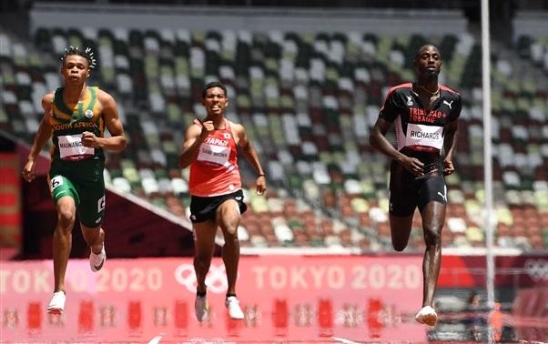 200m予選サニブラウンまさかの21秒41組最下位「ひどすぎる」
