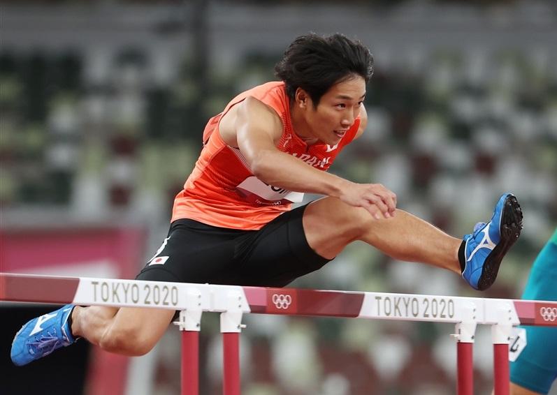 順大・泉谷駿介が組2着全体6番目で準決勝進出!日本人57年ぶり「ワクワクがいっぱい」