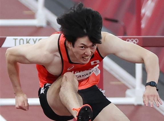 110mHドーハ準決勝の高山峻野は予選敗退 状態万全でなく「鼓舞して動こうとして空回り」