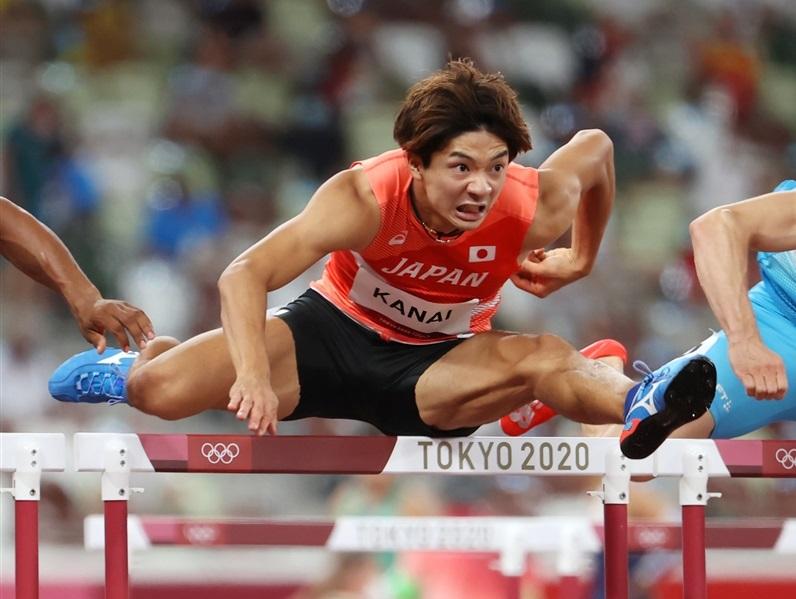 110mH金井大旺、最初で最後の五輪で準決勝進出!「懸ける思いが強い」