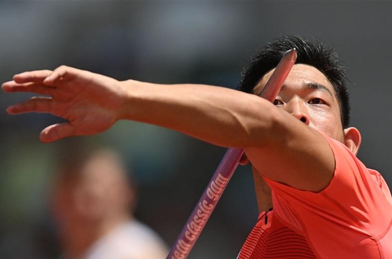 やり投の小南拓人78m39で日本人3大会連続決勝逃す「経験つなげるかは自分次第」