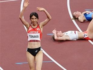 21歳・田中希実、日本初出場1500m8位入賞の大偉業!快挙連発の五輪を完走