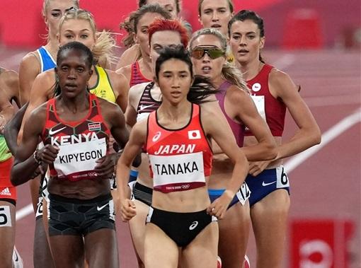 田中希実1500m連続日本新でファイナル!日本女子初4分切り人見絹枝以来の93年ぶり快挙