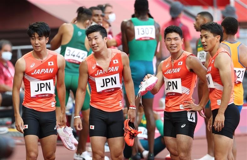 決勝、日本は9レーン!ジャマイカ、中国、カナダ、英国らとメダル懸け6日夜決戦