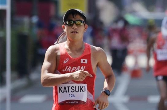 50km競歩・急きょ代表の勝木隼人は30位、丸尾知司は32位 過酷なレース意地で完歩