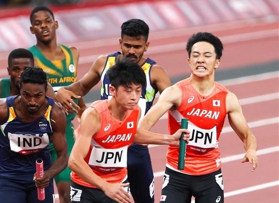 男子マイル日本タイ記録でも予選敗退 世界のファイナル目指し「個々の走力を」
