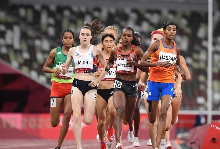 DAY8ハイライト/キピエゴンがハッサンの夢を砕く1500m連覇、5000m世界記録保持者チェプテゲイが貫禄!男子4継はイタリアが初金メダル