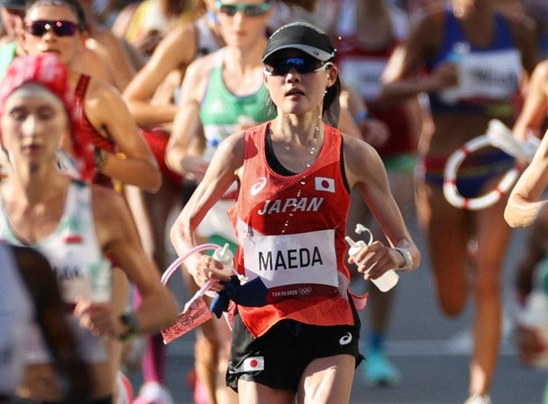 女子マラソン・前田穂南は33位 1年延期で苦難続き「走りきることができてよかった」