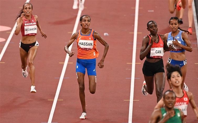 DAY9ハイライト/女子1万m新旧世界記録保持者対決はハッサンV アリソン7個目の金メダル、やり投チョプラはインド人初優勝