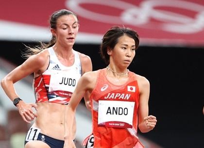 安藤友香、感謝の10000m「この経験を無駄にせず」再びマラソン挑戦へ