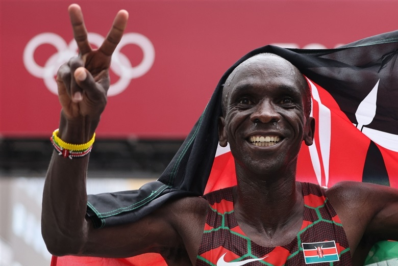 DAY10ハイライト/世界記録保持者・キプチョゲが圧倒的な強さで五輪史上3人目のマラソン連覇!「次の世代をサポートしたい」