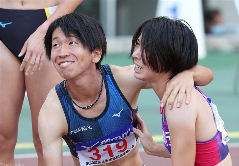 400m青山聖佳が大会新V 2位・松本奈菜子が日本歴代6位の53秒02/全日本実業団