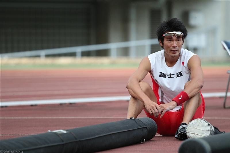 棒高跳のレジェンド澤野大地、28年の現役生活に終止符「幸せの一言」/全日本実業団