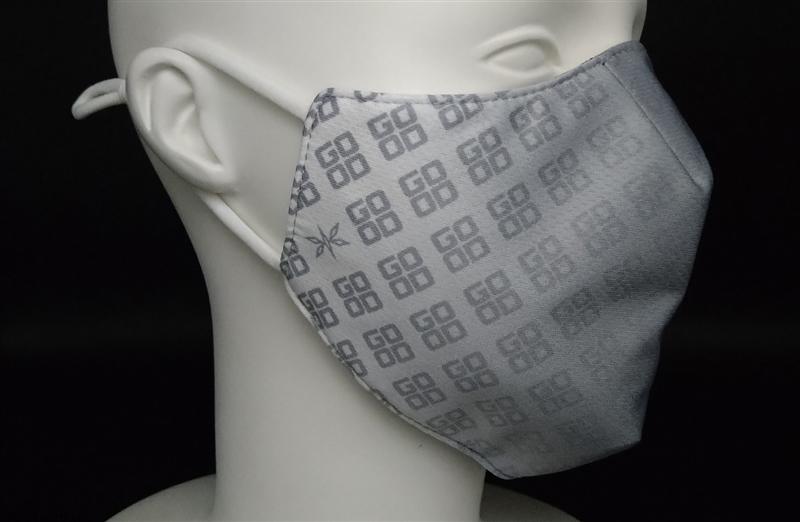【プレゼント】ハーツ&グッドの「G-DASH グラデーションマスク」/2021年10月号