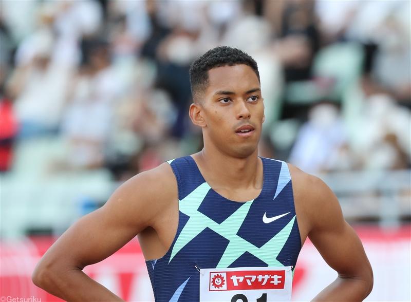 リオ五輪代表ケンブリッジ飛鳥が全日本実業団の欠場を発表