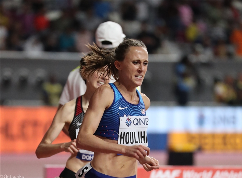 1500mで世界陸上4位、北中米記録保持者ヒューリハンのドーピング違反が確定4年間の資格停止