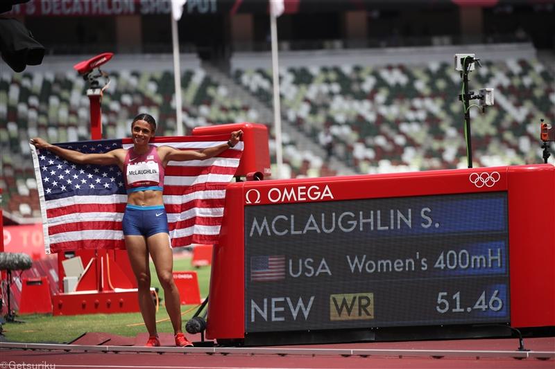 「ワールド・アスリート・オブ・ザ・イヤー」の女子ノミネート選手も発表! マクラフリン、ロハス、トンプソン・ヘラーら