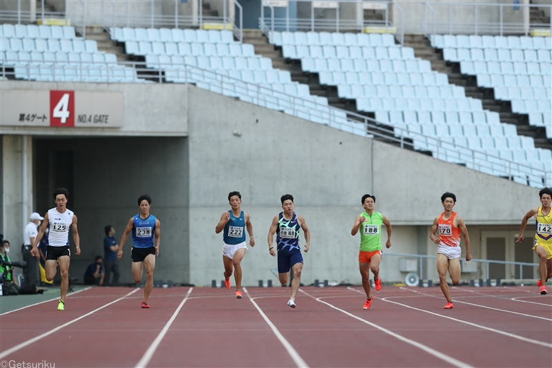 【イベント】日本選手権の舞台YS長居で50mを走れるチャンス!大阪陸協が10月24日にイベント開催
