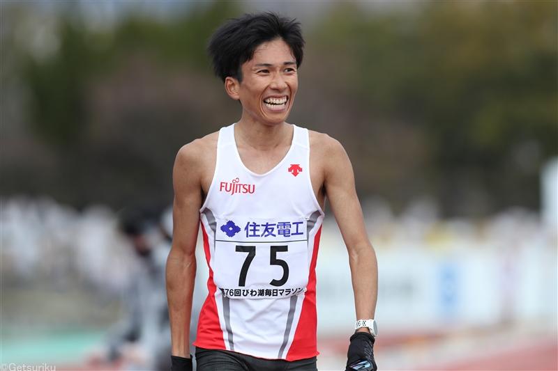 日本記録保持者の鈴木健吾は2時間8分50秒で4位 優勝はトゥラ、女子はチェプンゲティチがV/シカゴ・マラソン