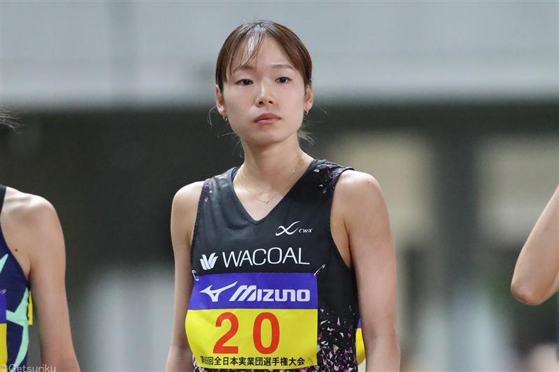 東京五輪女子マラソン8位の一山麻緒が5000mに出場 16分07秒92で1着/日本記録挑戦記録会
