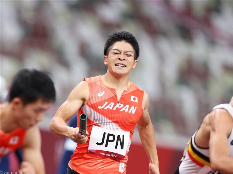 東京五輪代表・伊東利来也が住友電工加入 4×400mR日本記録保持者