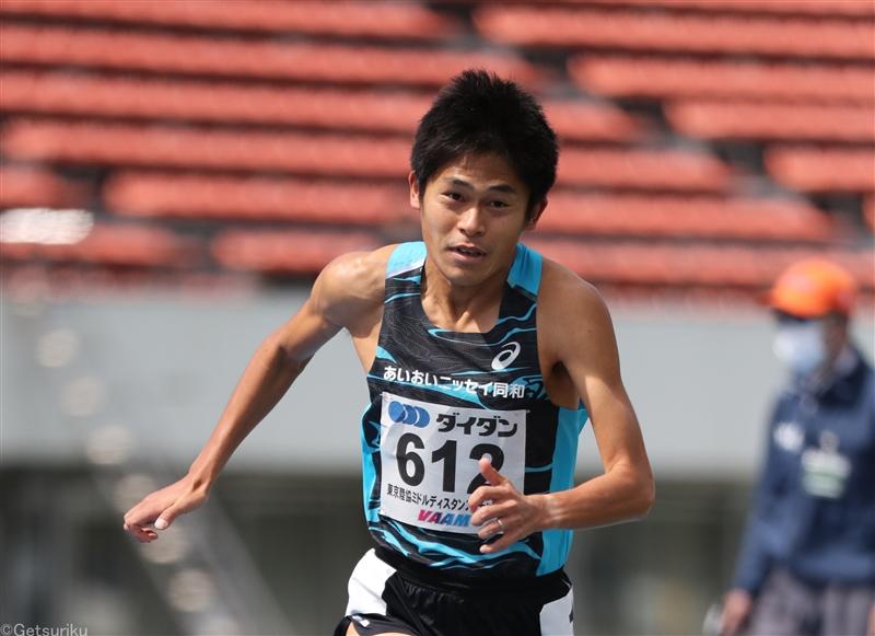 川内優輝がボストンマラソン欠場を発表 左膝痛め「完走できる見込みがない」