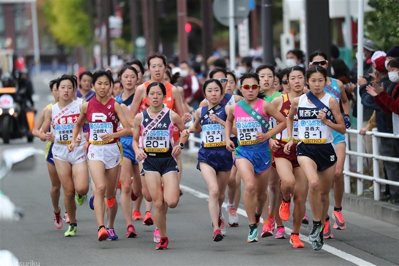 杜の都決戦、全日本大学女子駅伝の全地区代表が決定!石巻専修大、筑波大、中京大、兵庫大が返り咲き