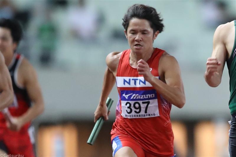 男子100m元中学記録保持者・梨本真輝が陸上人生に区切り 全中&インターハイを制覇