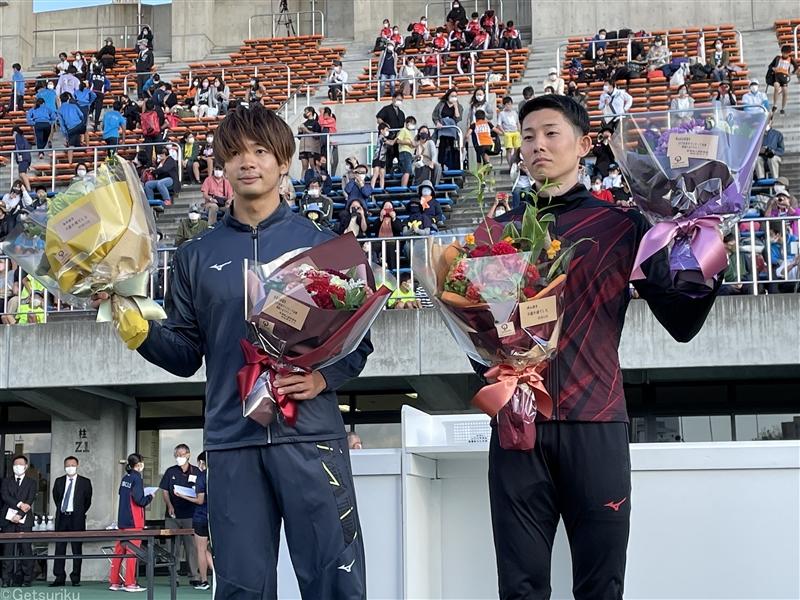 110mH・金井大旺 地元函館での最後の勇姿「感謝の気持ち」示す